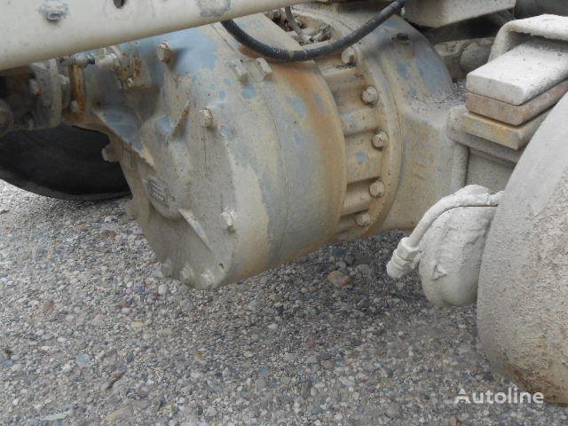 محور ASTRA HD8- 84/8x4 40 ton CURSOR 13 REDUKTOR GETRIEBE لـ الشاحنات ASTRA HD8