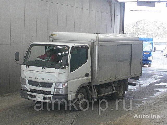 شاحنة مقفلة MITSUBISHI Canterv FDA20