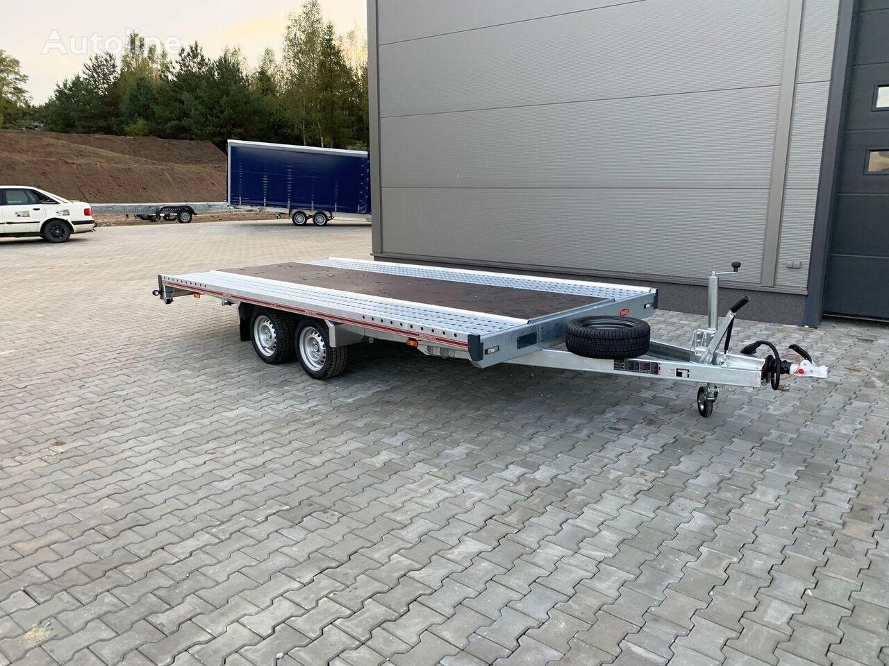 جديد العربات المقطورة شاحنة نقل السيارات TA-NO Laweta UNO 27.50 STD