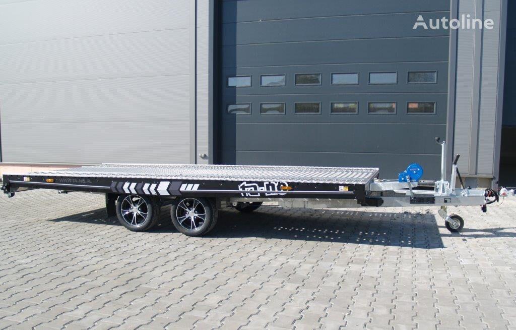 جديد العربات المقطورة شاحنة نقل السيارات TA-NO UNO 27.45 PREMIUM