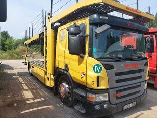 شاحنة نقل السيارات SCANIA P420