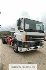 الشاسيه DAF CF85 380 left hand drive manual pump 6X2 26 ton