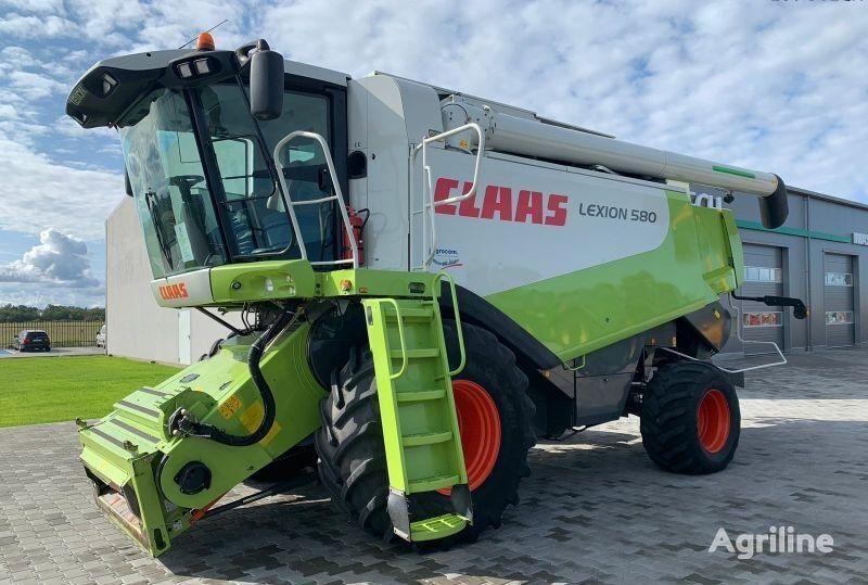 ماكينة حصادة دراسة CLAAS 580