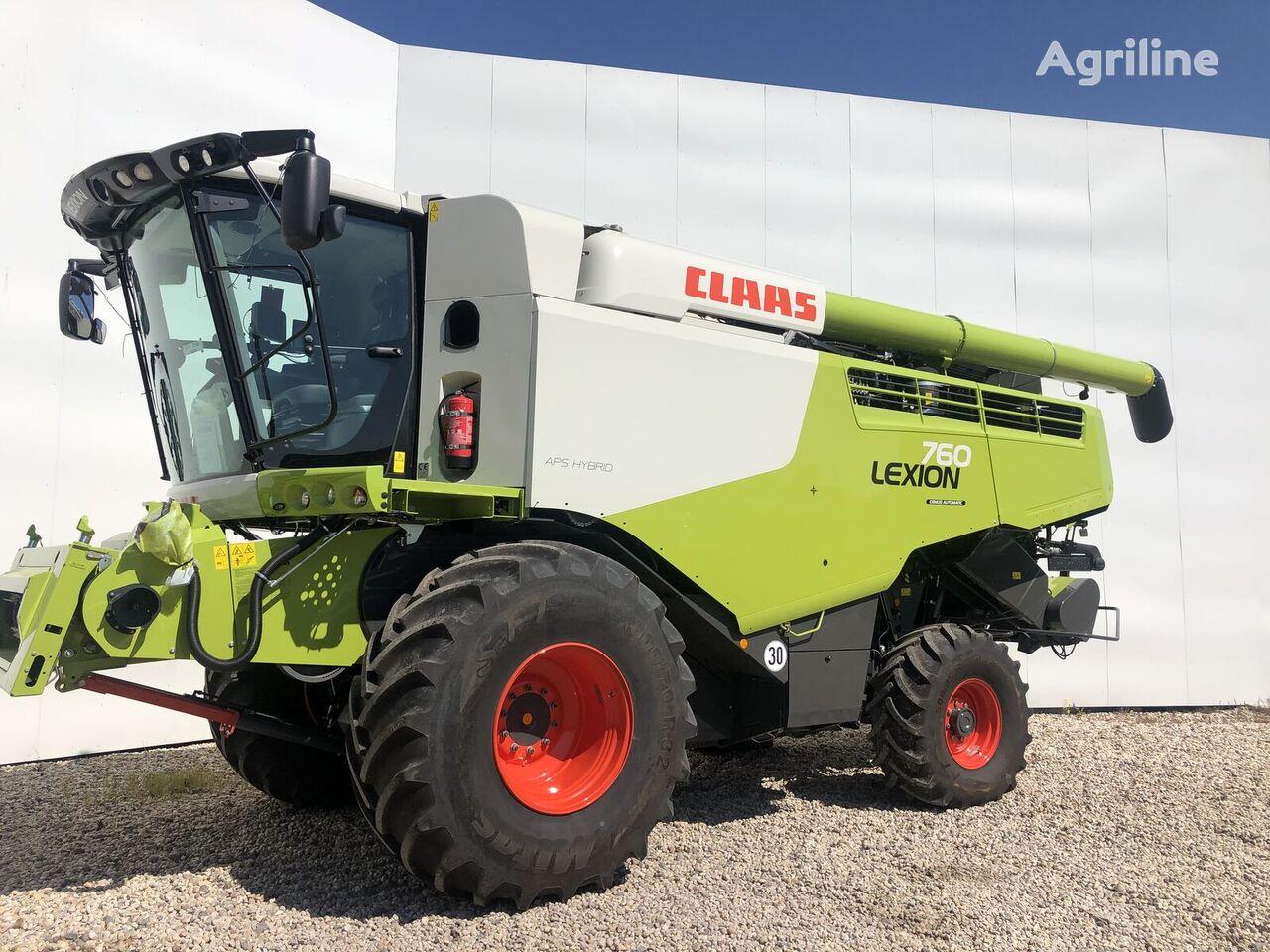 جديد ماكينة حصادة دراسة CLAAS Lexion 760