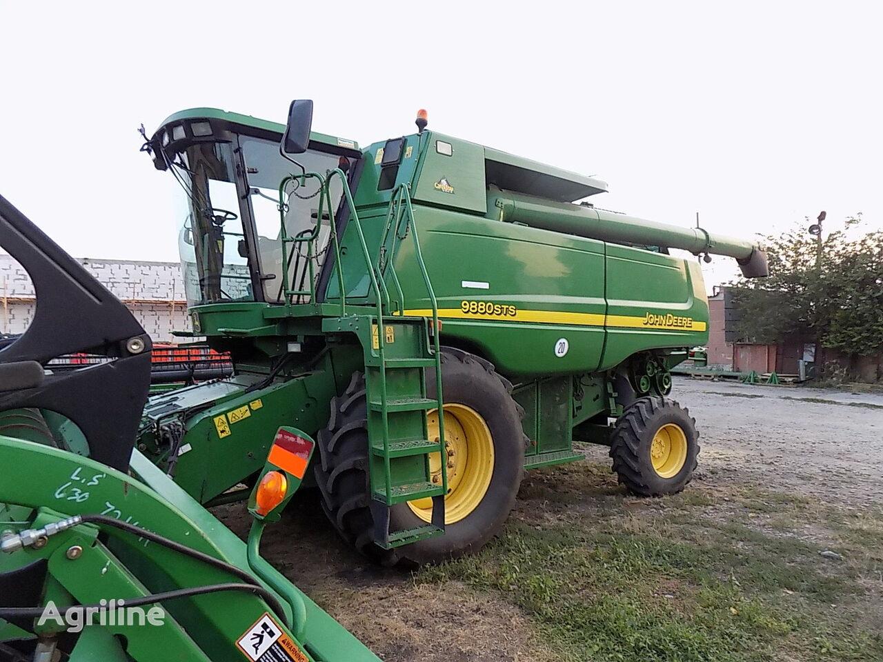 ماكينة حصادة دراسة JOHN DEERE STS 9880 9660 NA RAZBORKE