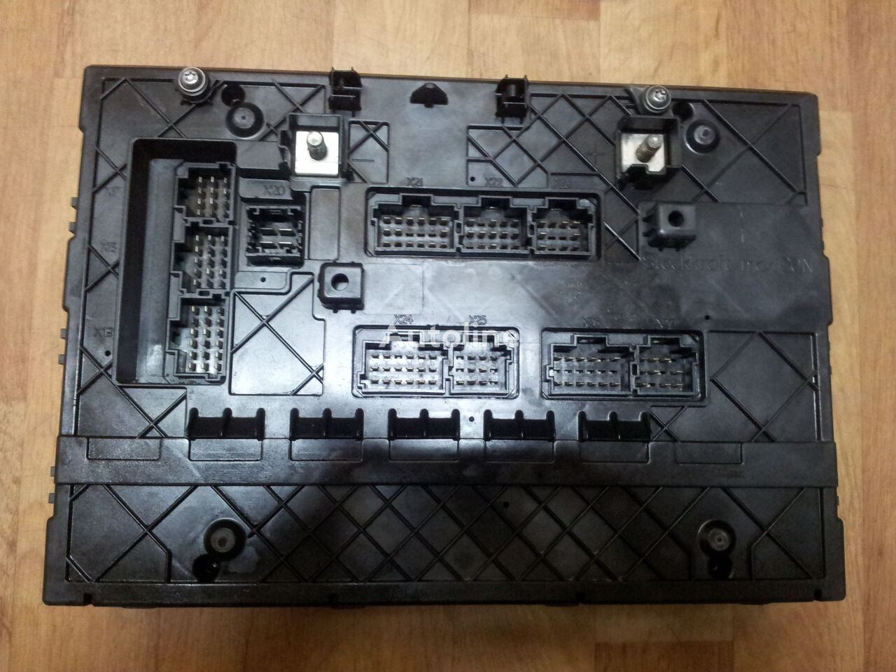 77A0DCB Actros Gm Fuse Box | Wiring ResourcesWiring Resources