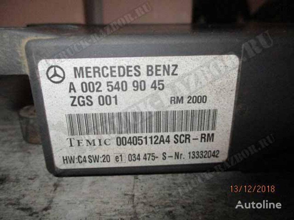 وحدة التحكم blok SCR لـ السيارات القاطرة MERCEDES-BENZ