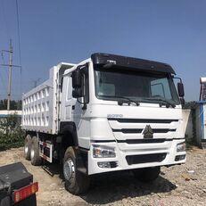 شاحنة قلابة HOWO 380hp