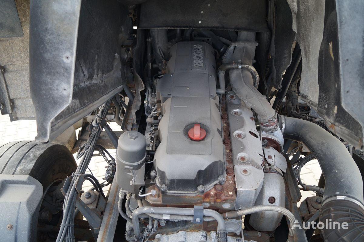 المحرك DAF XF 105 460 KM EURO 5 COMPLETE ENGINE لـ السيارات القاطرة DAF XF  105 460 SILNIK KOMPLETNY