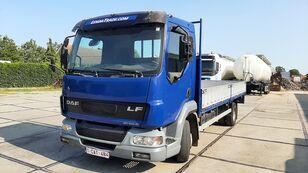 شاحنة مسطحة DAF LF 45.170 Full Spring - Airco - Airbag