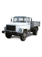 شاحنة مسطحة GAZ 3309