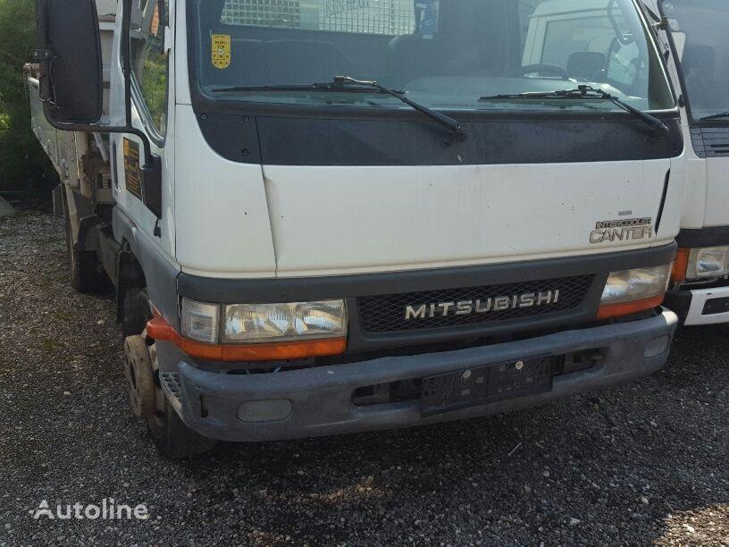 شاحنة مسطحة MITSUBISHI Canter 60