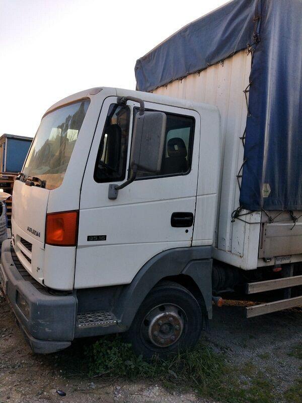 شاحنة مسطحة NISSAN ATLEON TK160.95