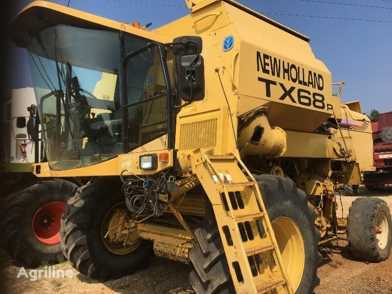 حصادة الأعلاف NEW HOLLAND MOISS - BATT NEW-HOLLAND TX 68 PLUS