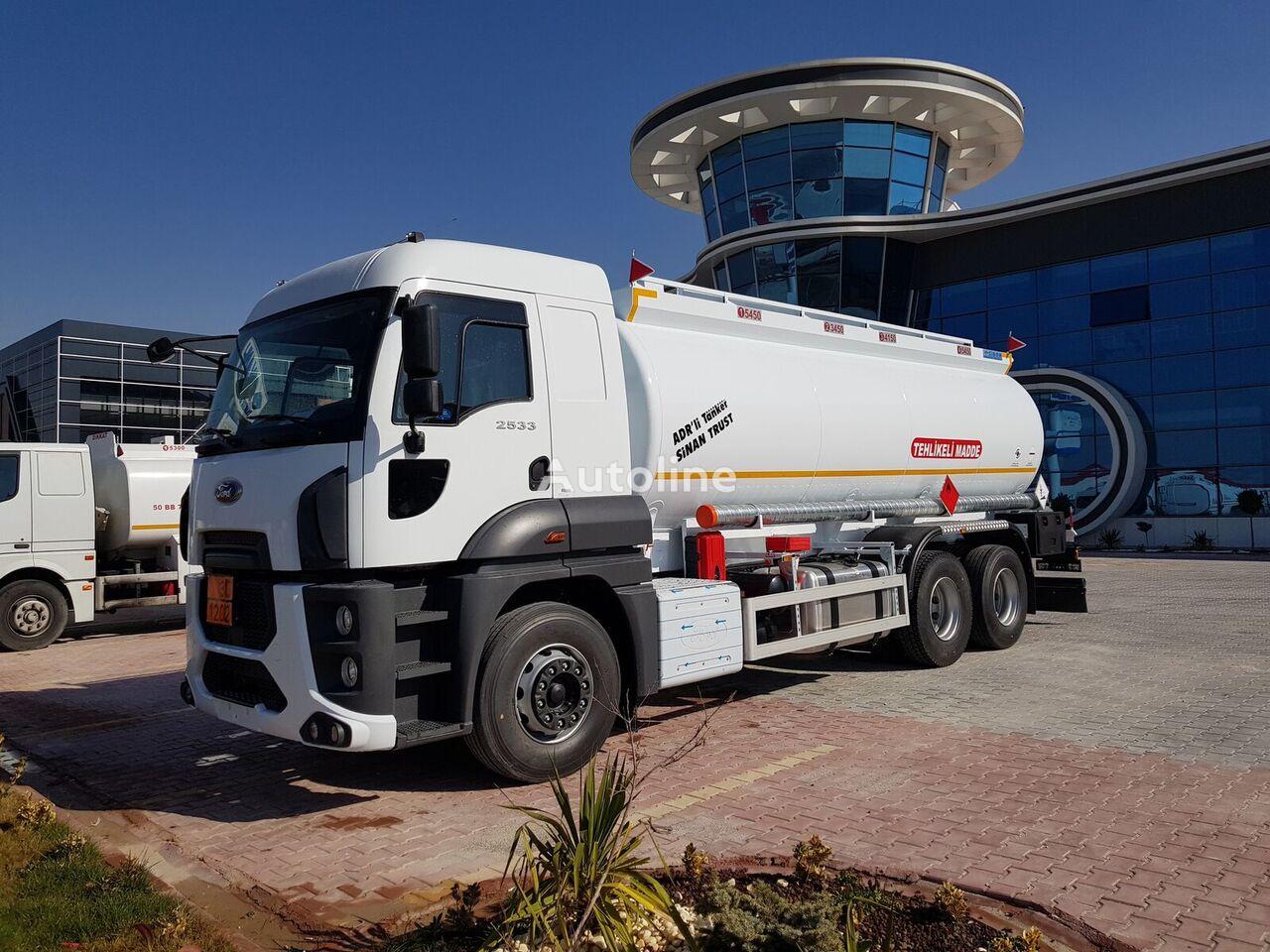 جديدة شاحنة نقل الوقود MERCEDES-BENZ Fuel Tank