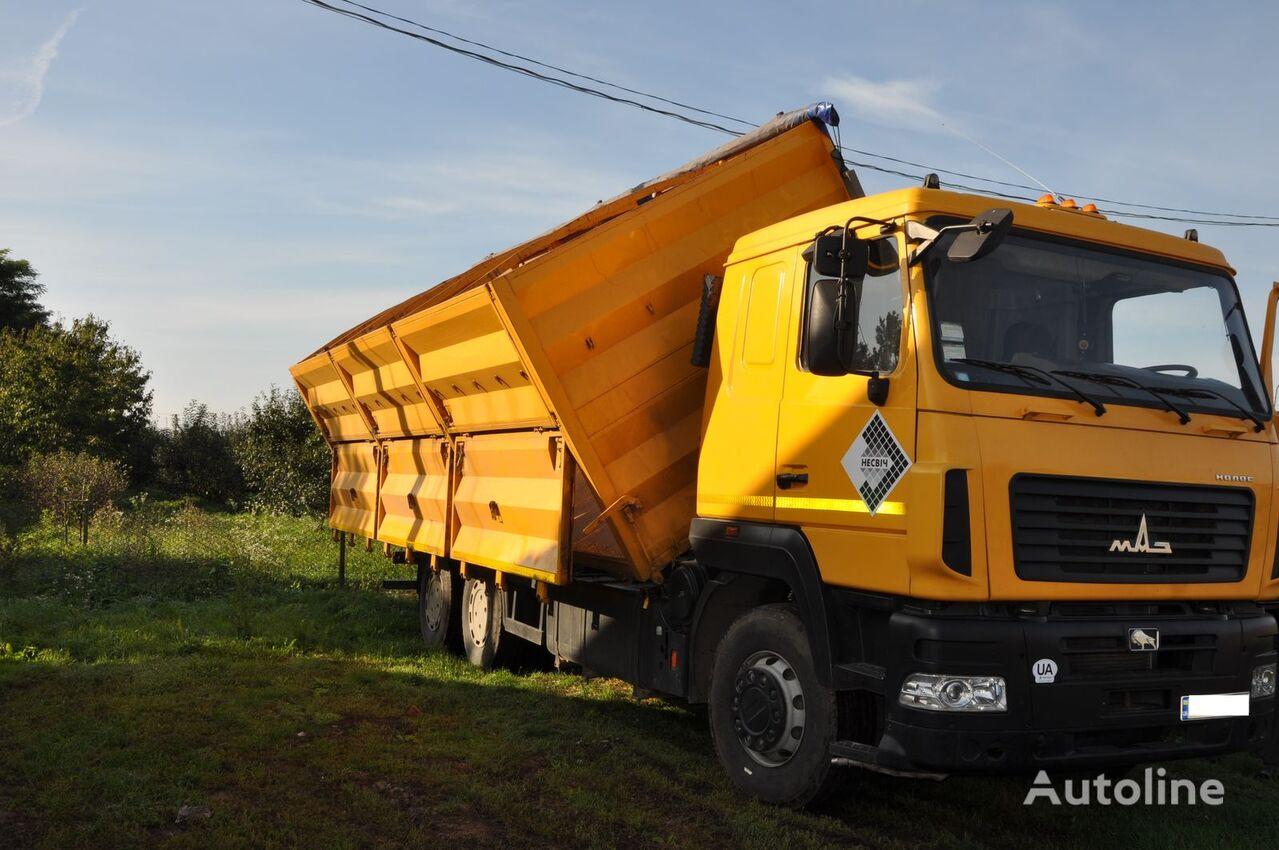 شاحنة نقل الحبوب MAZ 6501A8