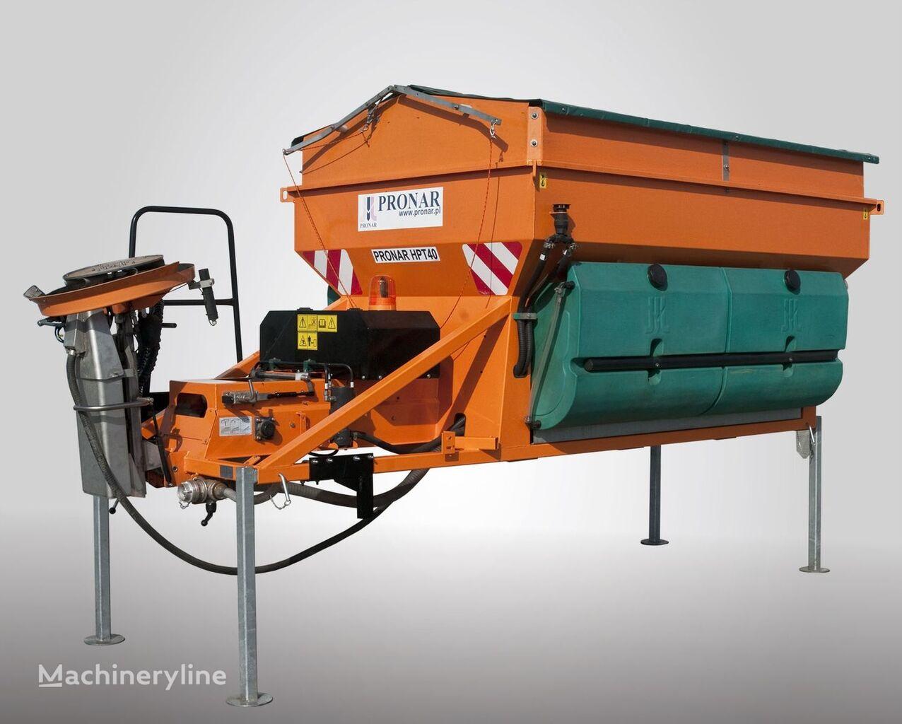 آلة التغطية بالرمل PRONAR HPT 40 Posypywarka, hydrauliczna