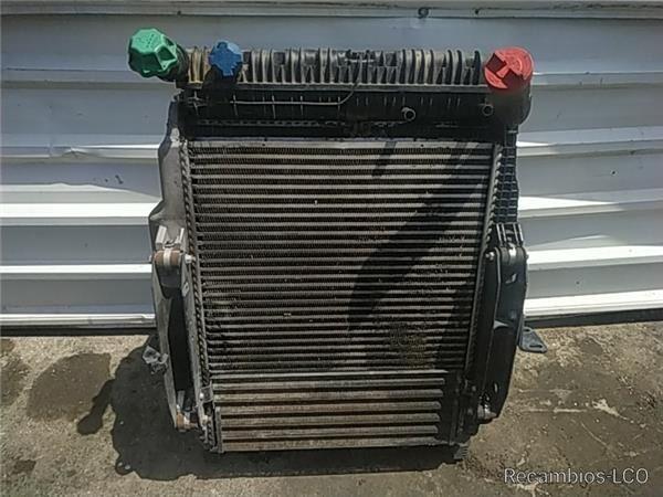 مبرد بيني لـ الشاحنات MERCEDES-BENZ ATEGO 2528 L
