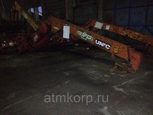 منصة رافعة هيدروليكية UNIC Crane UR 253