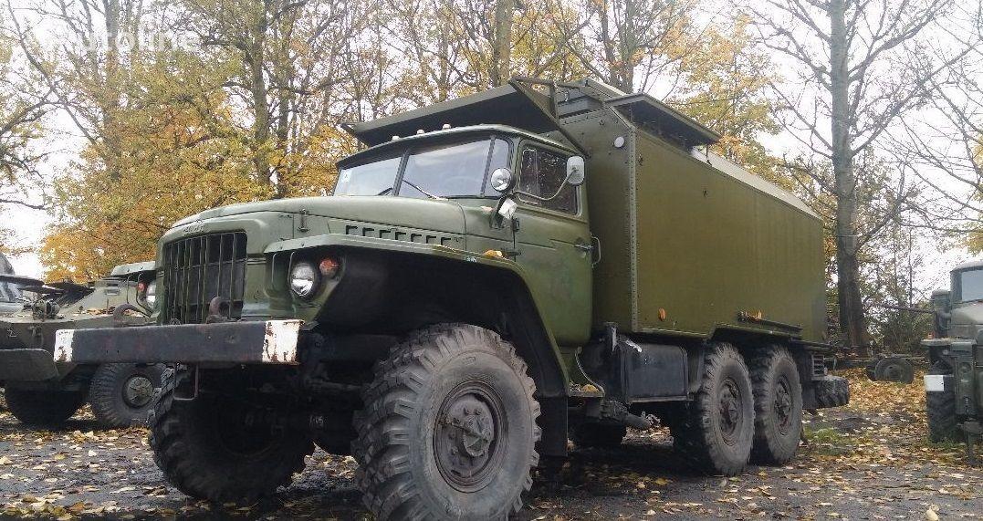 شاحنة عسكرية URAL 375D