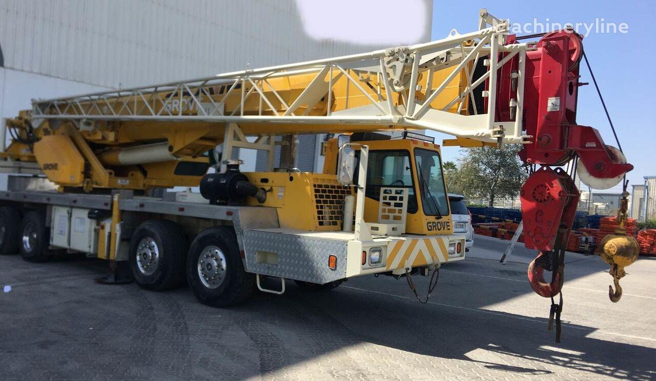 شاحنة رافعة GROVE TMS 700E