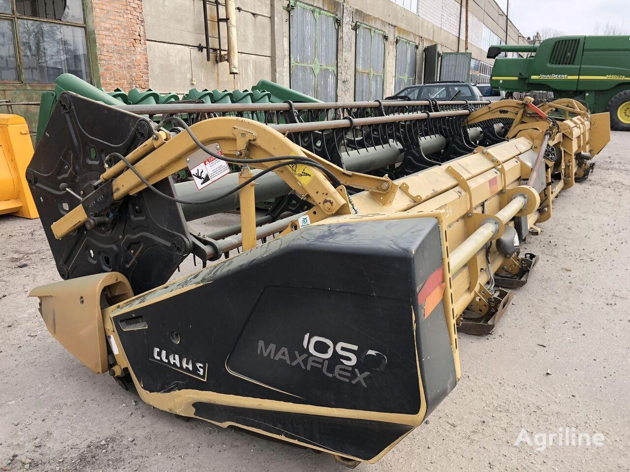 آلة حصادة CLAAS MAXFLEX 1050