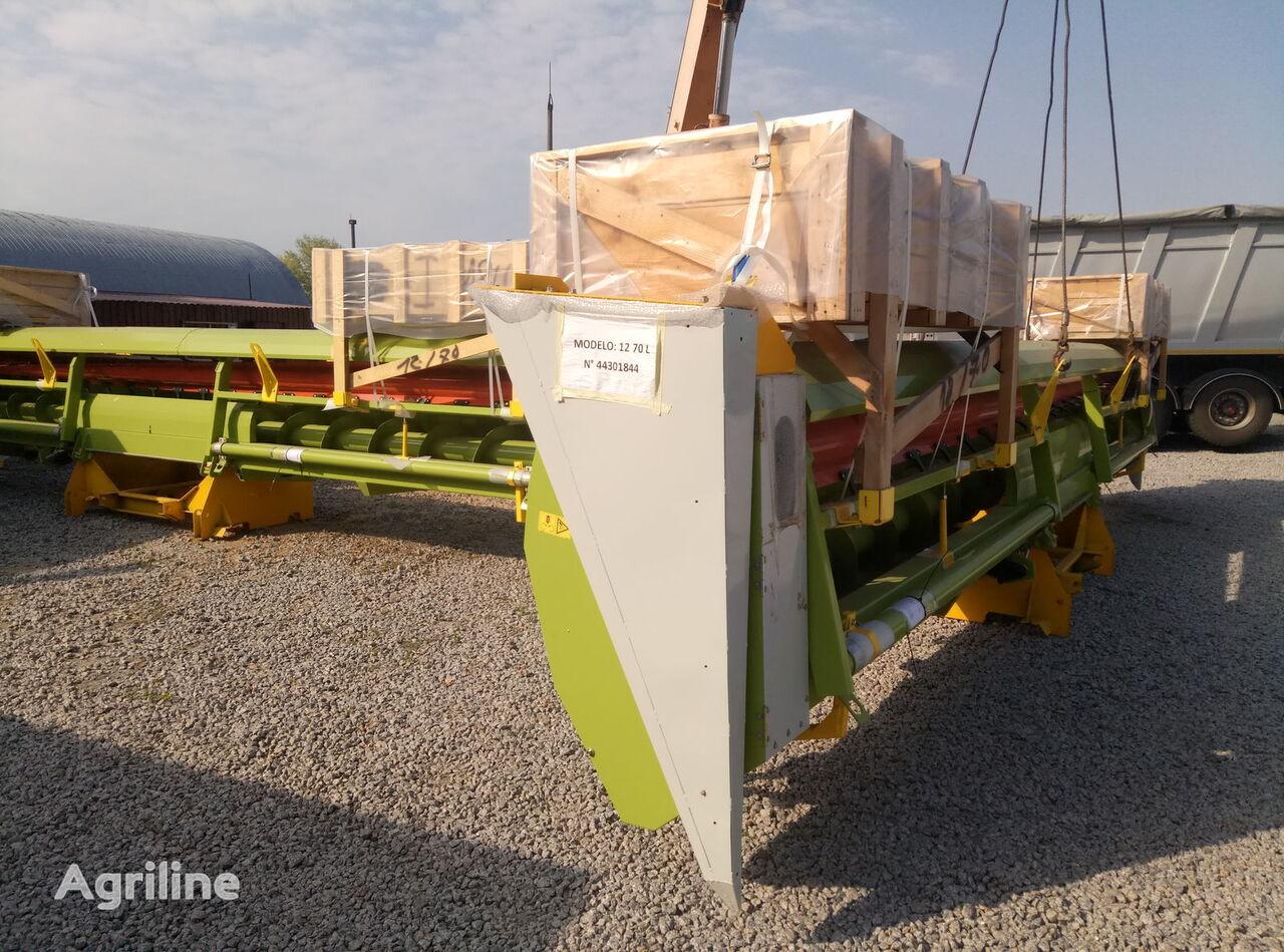 آلة حصادة CLAAS Sunspeed 12-70