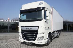 شاحنة التبريد DAF XF 460 SSC , E6 , 6x2 , 22 EPAL , lenght 8,8m , retarder , lift