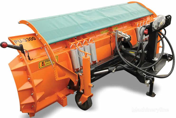 جديد آلة إزالة الثلج PRONAR  Pług do śniegu PU-3300 Pronar, do śniegu, komunalny
