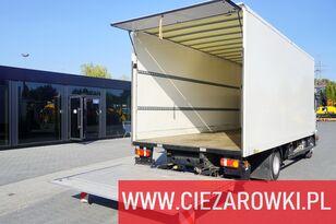 جسم علوي قابل للتبديل SAXAS Container body + lift Dhollandia 1.000 kg