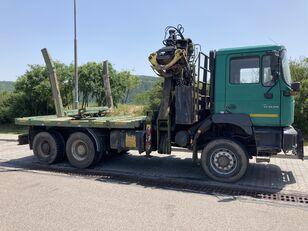 شاحنة نقل الأخشاب MAN F2000 33.410