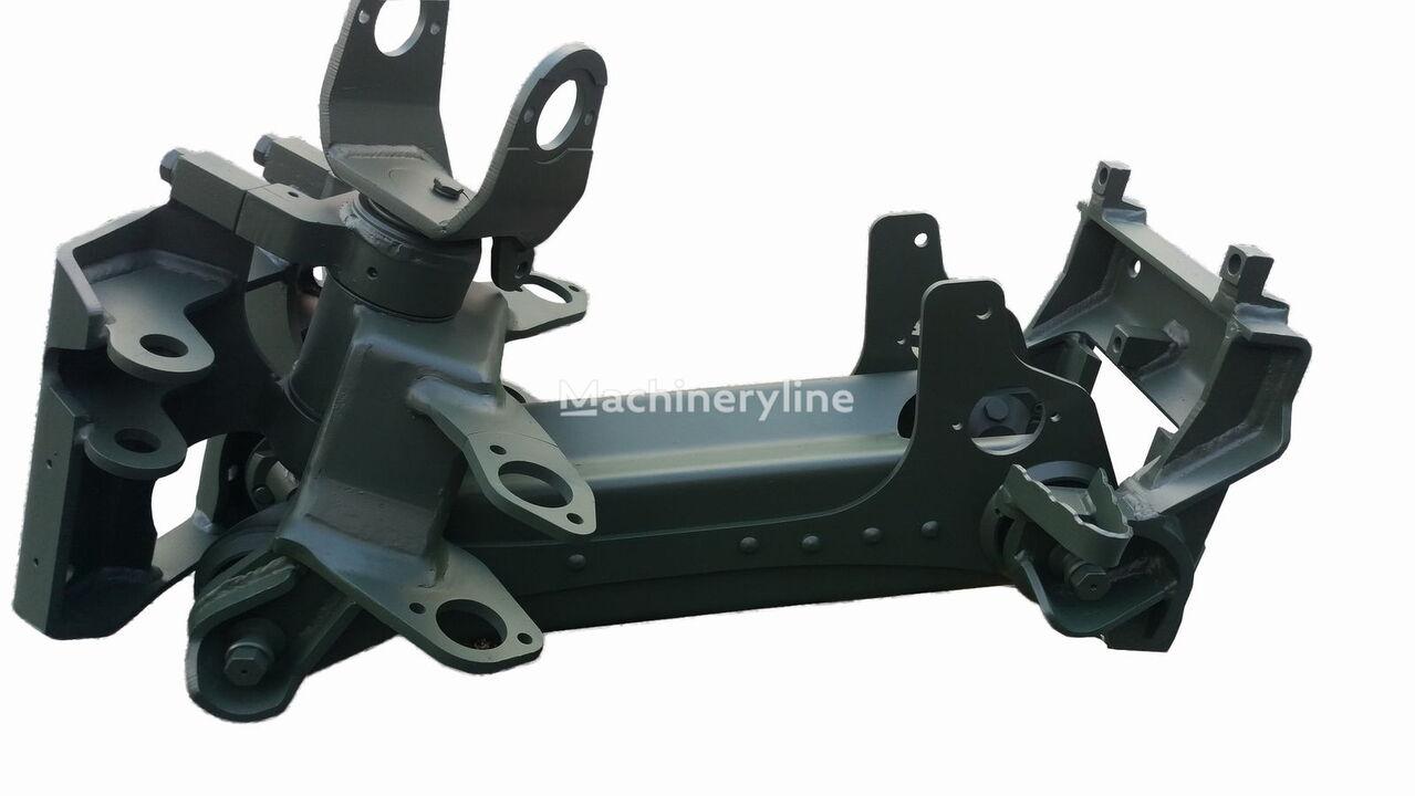 جديد وصلة ربط المقطورة Steering unit for BV206 top truck AB لـ آليات الإسعاف والإنقاذ والإطفاء NEW waist for BV206
