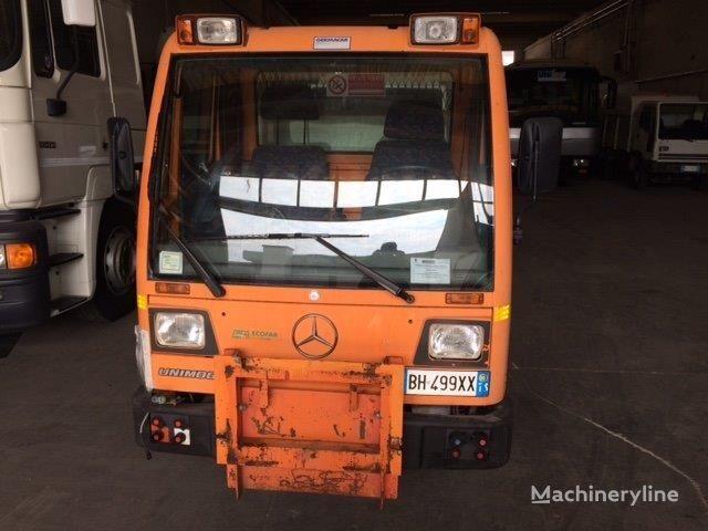 معدات المرافق العامة MERCEDES-BENZ UNIMOG UX 100 من قطع الغيار