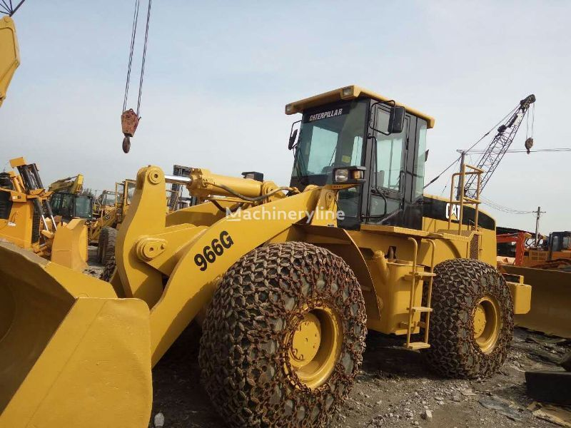جرافة ذات عجلات CATERPILLAR 966G. 966G-II