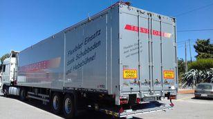 العربات نصف المقطورة شاحنة نقل الحبوب STAS