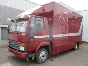 شاحنة مقفلة FORD Cargo 0811 , Belgium Horse Truck