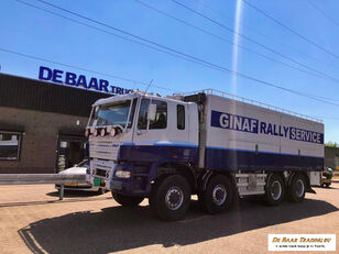 شاحنة مقفلة GINAF M 4446-S 8x8 assistentie voertuig