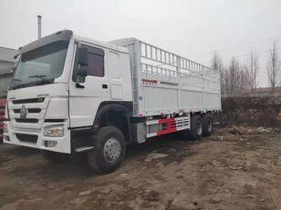 شاحنة مقفلة HOWO Cargo truck