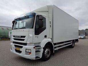 شاحنة مقفلة IVECO Stralis, Euro 5, 381 TKM !, NL Truck, TOP!!