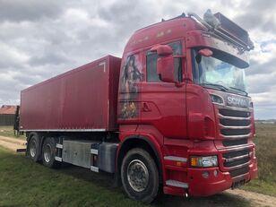 شاحنة مقفلة SCANIA R560 V8 HDS 19TON/m TR.084
