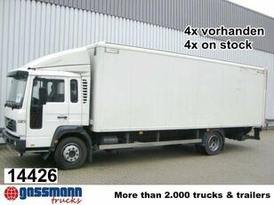 شاحنة مقفلة VOLVO FL 6-12 4x2 Klima/Umweltplakette gelb