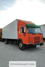 شاحنة مقفلة VOLVO FL7 260 Intercooler left hand drive manual pump 19 ton