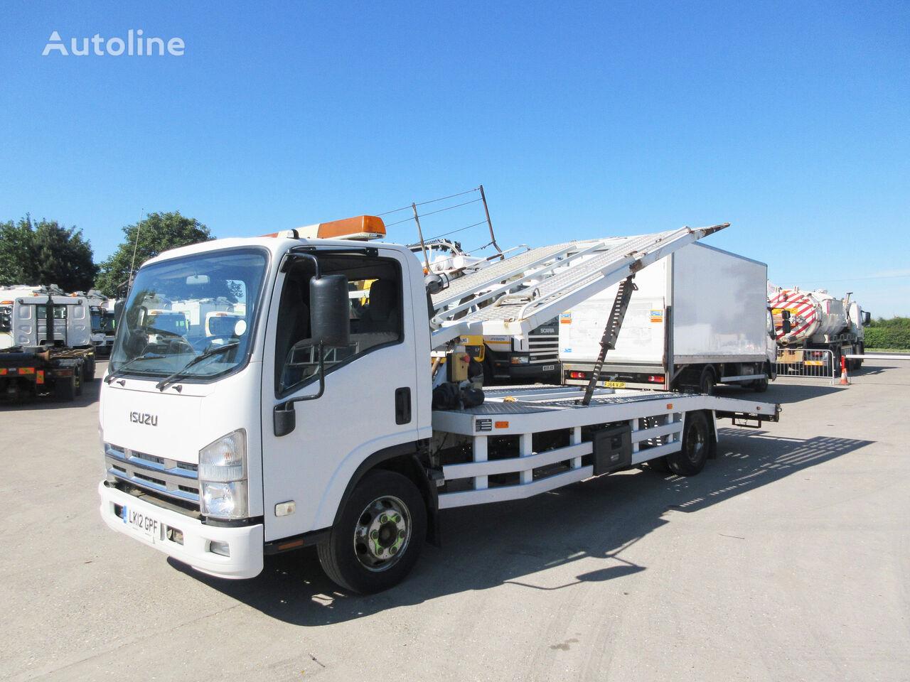 شاحنة نقل السيارات ISUZU N75.190