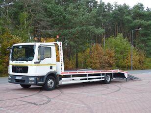 شاحنة نقل السيارات MAN TGL 12.180