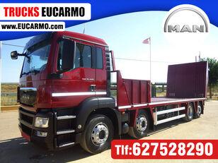 شاحنة نقل السيارات MAN  TGS 35 440