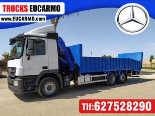 شاحنة نقل السيارات MERCEDES-BENZ ACTROS 25 32