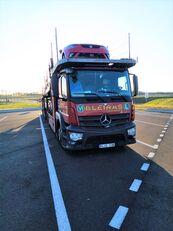 شاحنة نقل السيارات MERCEDES-BENZ Actros1840 Kässbohrer Metago