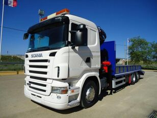 شاحنة نقل السيارات SCANIA R 440