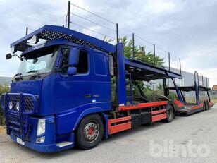 شاحنة نقل السيارات VOLVO FH 460