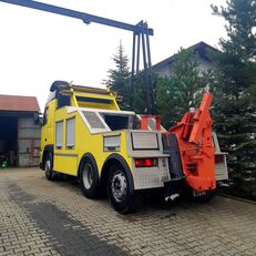 شاحنة نقل السيارات VOLVO fh 12 holownik towing truck